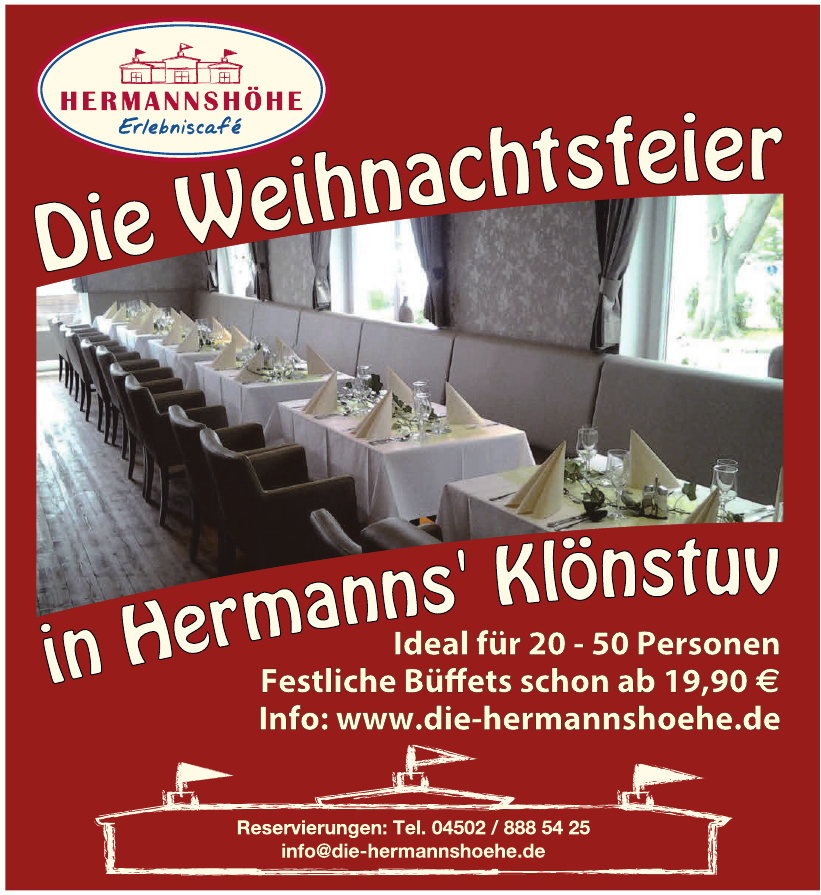 Hermannshöhe Erlebniscafé