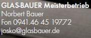 GLAS-BAUER Meisterbetrieb - Norbert Bauer