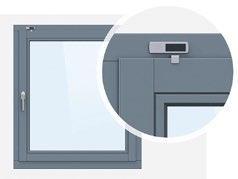 Einfach zum Nachrüsten: Fensterüberwachung via App mit Funkkontakten von Winkhaus Smart Home