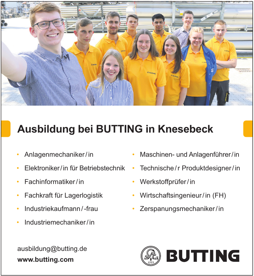Butting