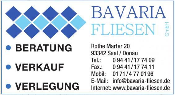 Bavaria Fliesen
