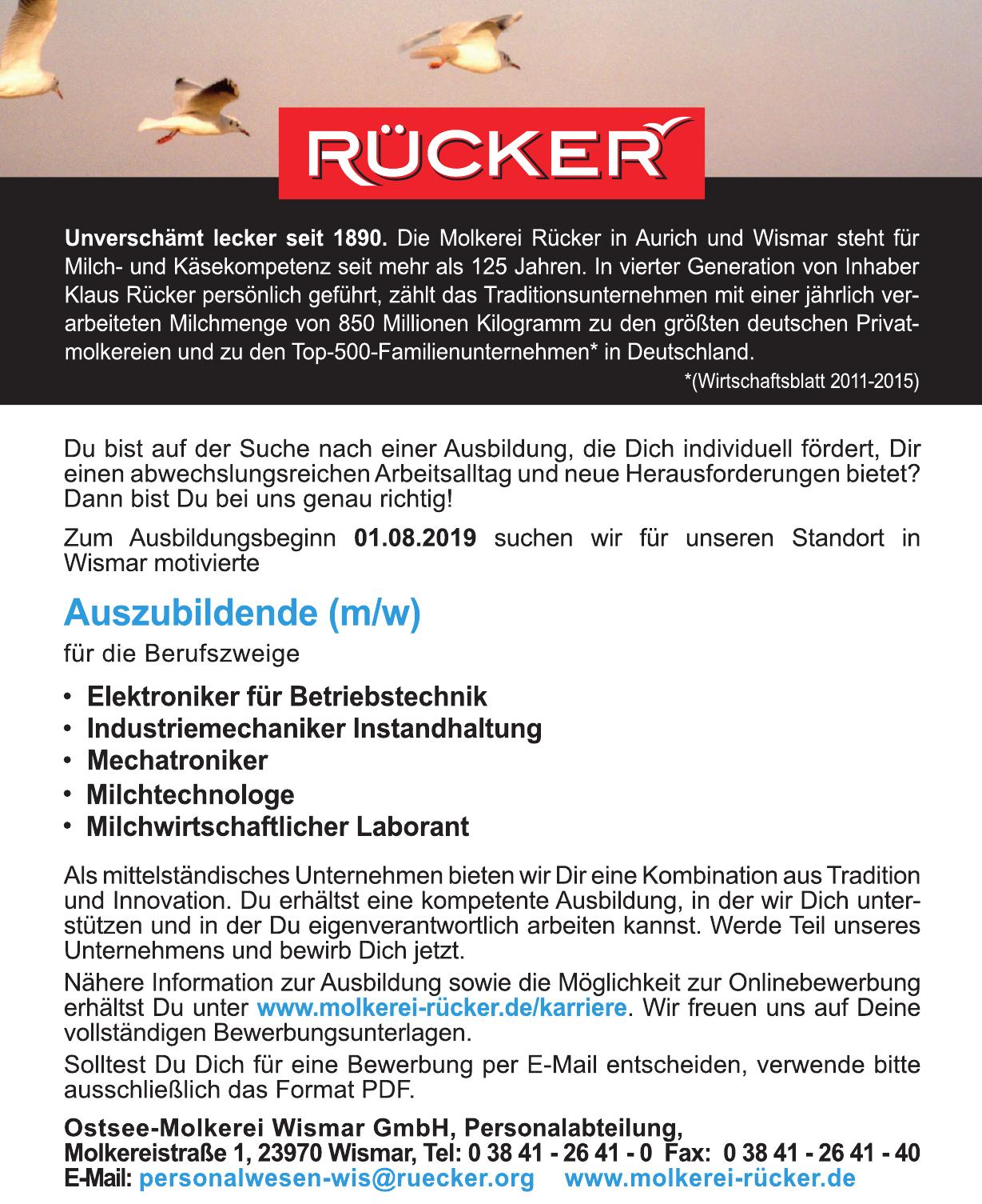Ostsee-Molkerei Wismar GmbH