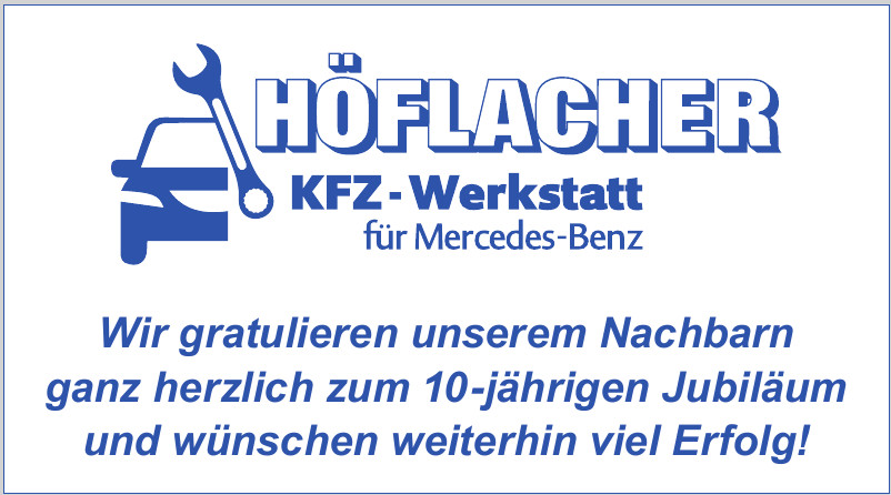 Höflacher KFZ-Werkstatt