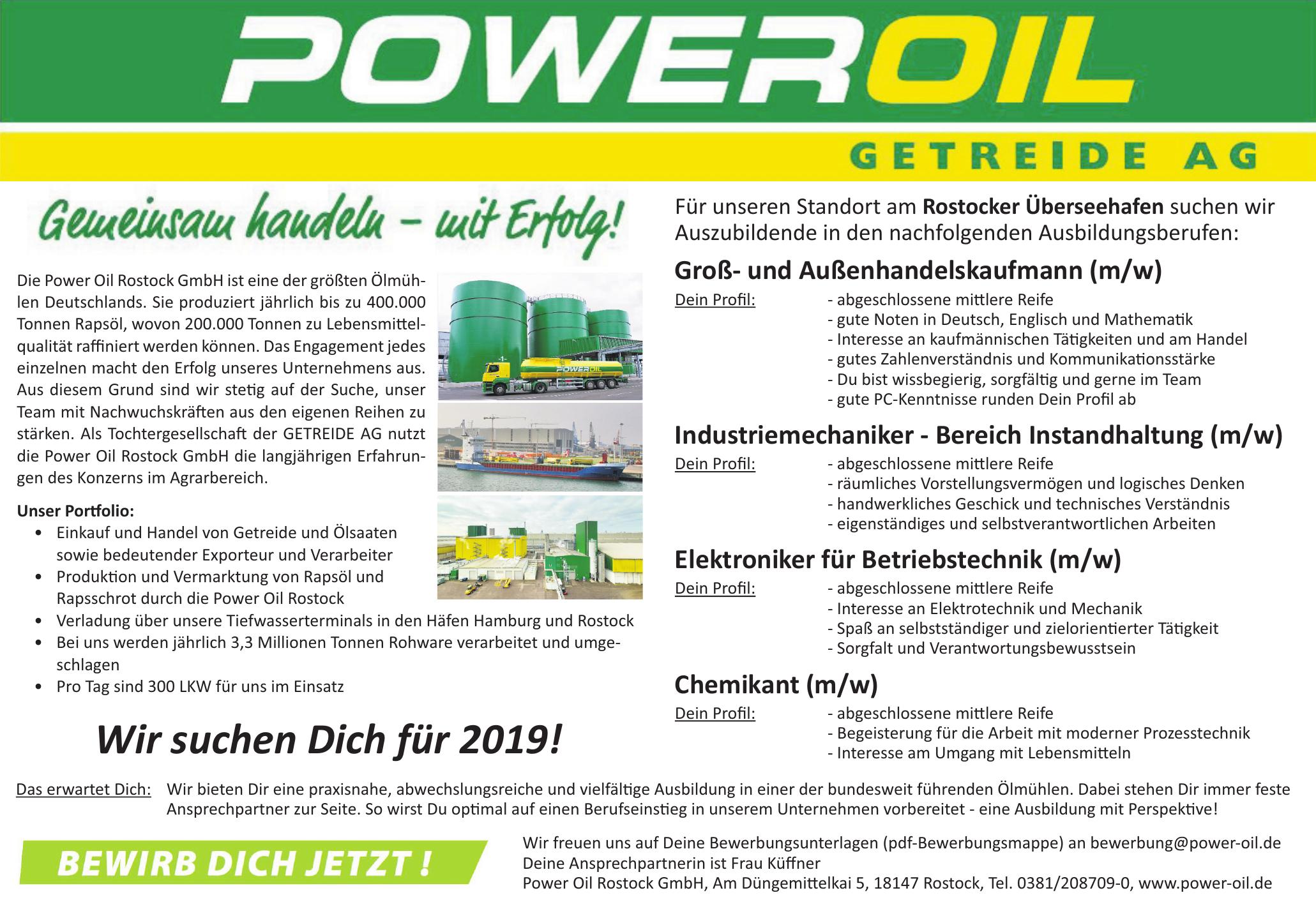 Power Oil Rostock GmbH