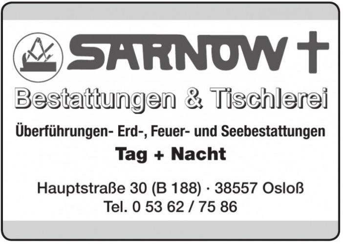Sarnow Bestattungen & Tischlerei
