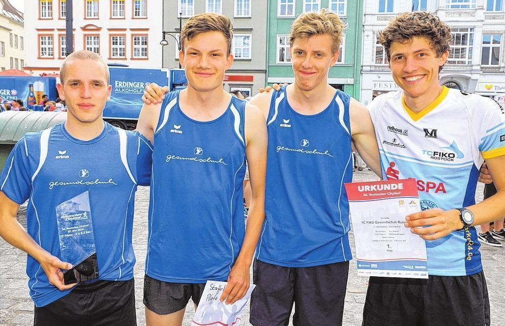 Volkslauf 10km Events Veranstaltungen Messen Ostsee Zeitung