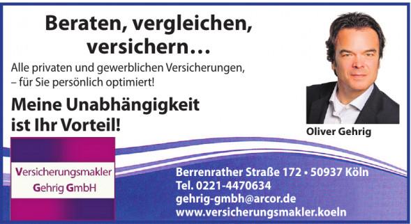 Versicherungsmakler Gehrig GmbH
