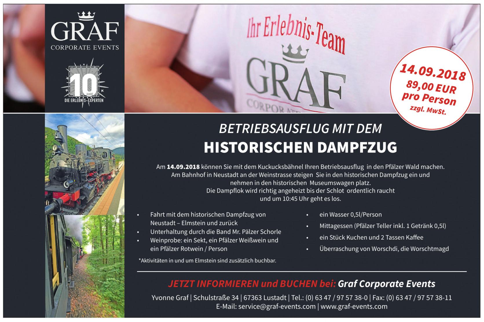 Graf Corporate Events