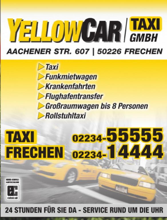 Yellov Car Taxi GmbH