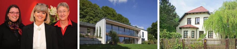 Die abgebildeten Objekte hat Konzog Immobilien in beste Hände vermittelt, sie stehen nicht zum Verkauf oder zur Vermietung. Fotos: Ole Ott