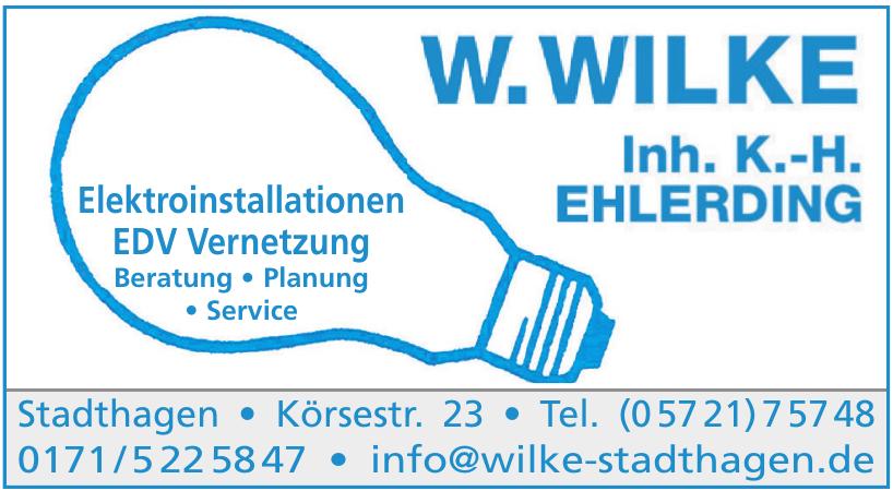 W. Wilke