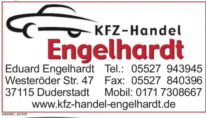 KFZ-Handel Engelhardt