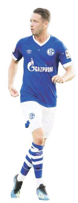 Neuer Knipser: Schalke gelang es, Mark Uth ablösefrei von Hoffenheim zu verpflichten. Der Stürmer erzielte vergangene Saison in der Liga 14 Tore.