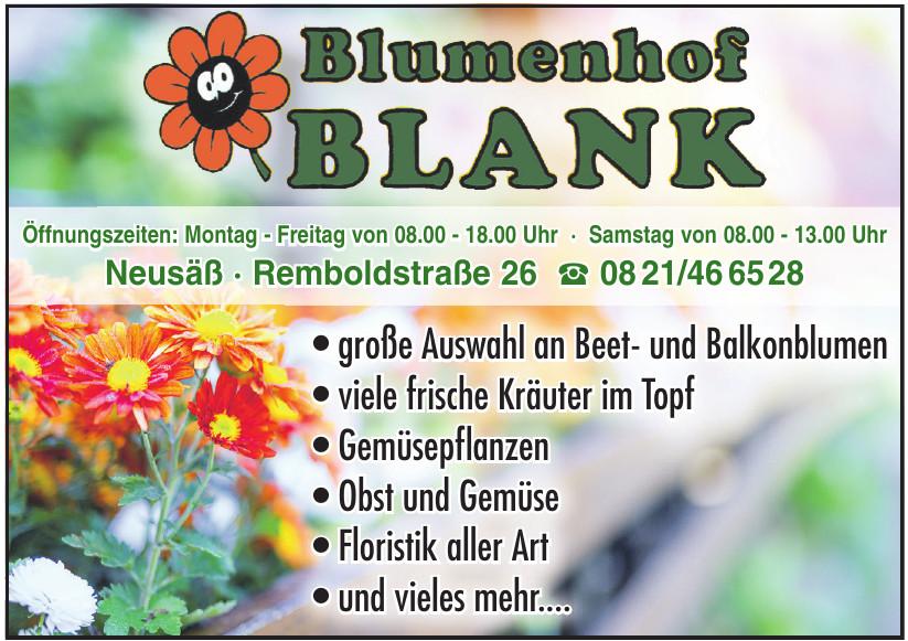 Blumenhof Blank