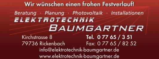 Elektrotechnik Baumgartner