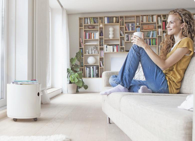 Möbelrücken für mehr Energie