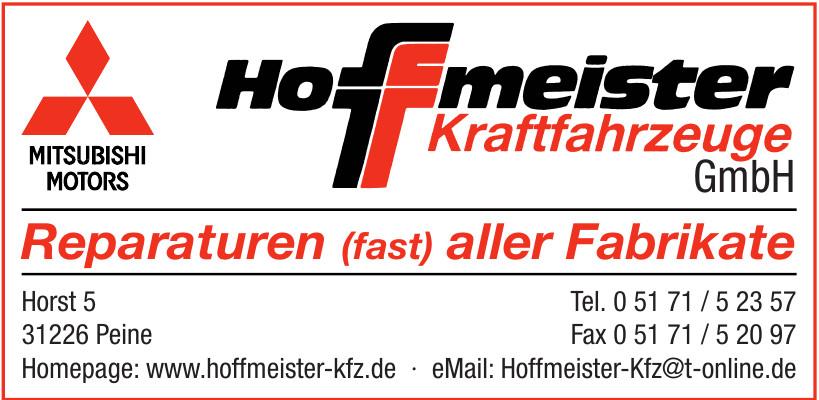 Hoffmeister Kraftfahrzeuge GmbH