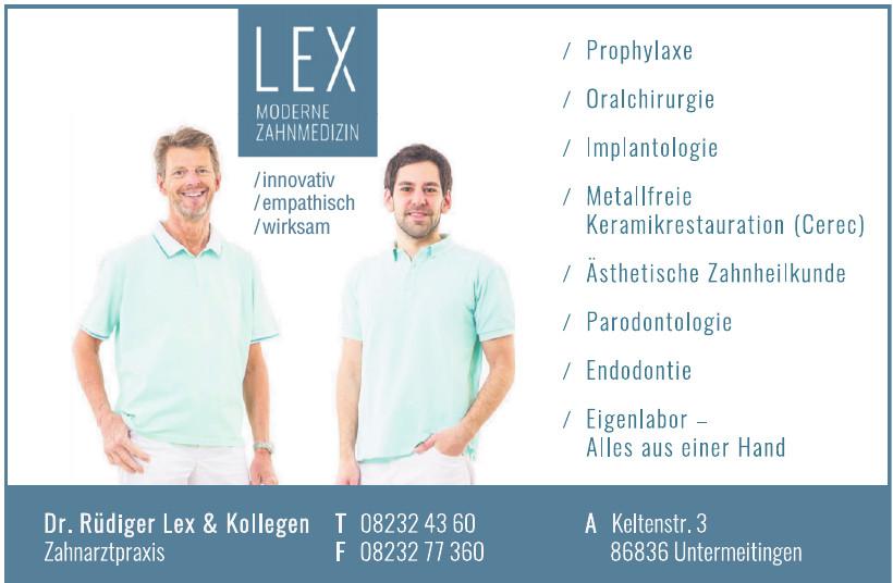 Dr. Rüdiger Lex & Kollegen