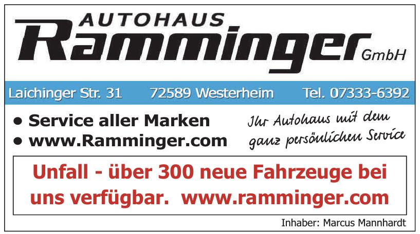 Autohaus Ramminger GmbH