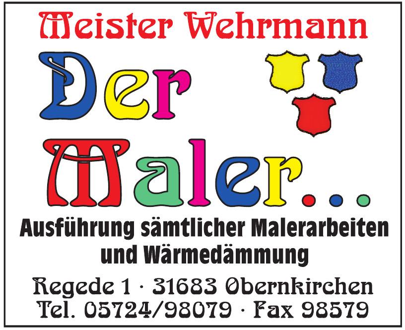 Meister Wehrmann