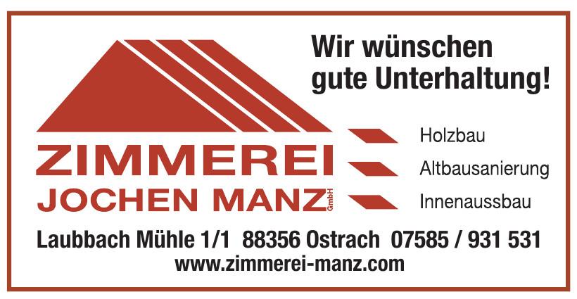 Manz Zimmerei GmbH