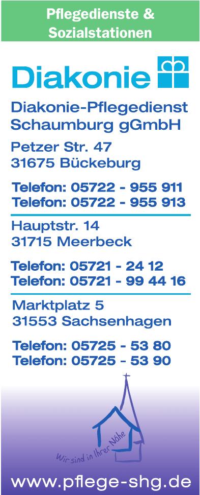 Diakonie-Pflegedienst Schaumburg gGmbH