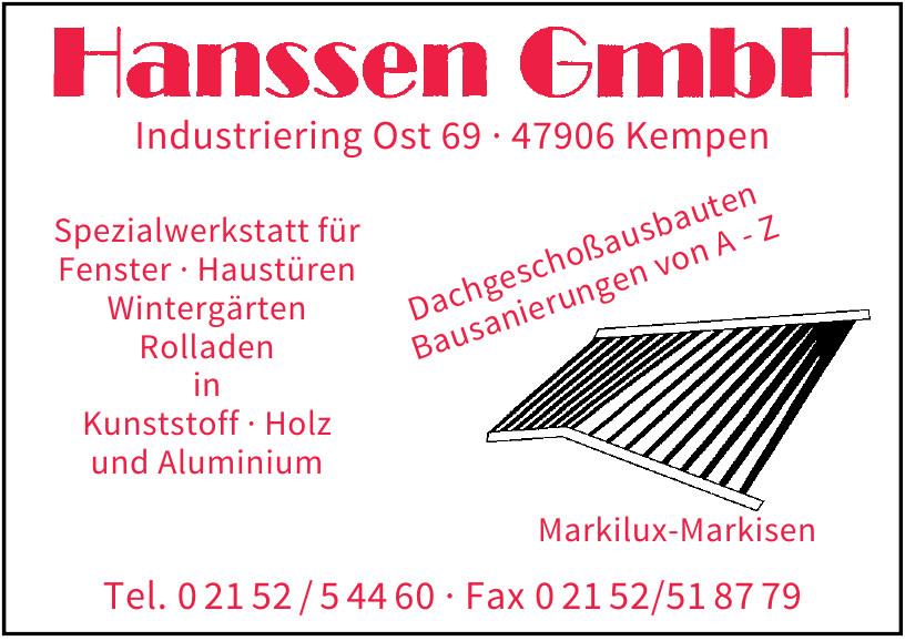 Hannssen GmbH