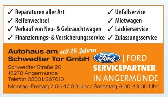 Autohaus am Schwedter Tor GmbH