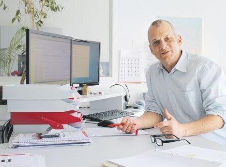 Timm Schütz, Sicherheitsexperte und Schulungs-Leiter bei Telenot © Foto: Telenot Electronic GmbH