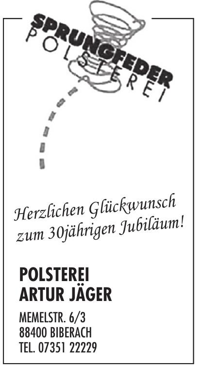 Polsterei Artur Jäger