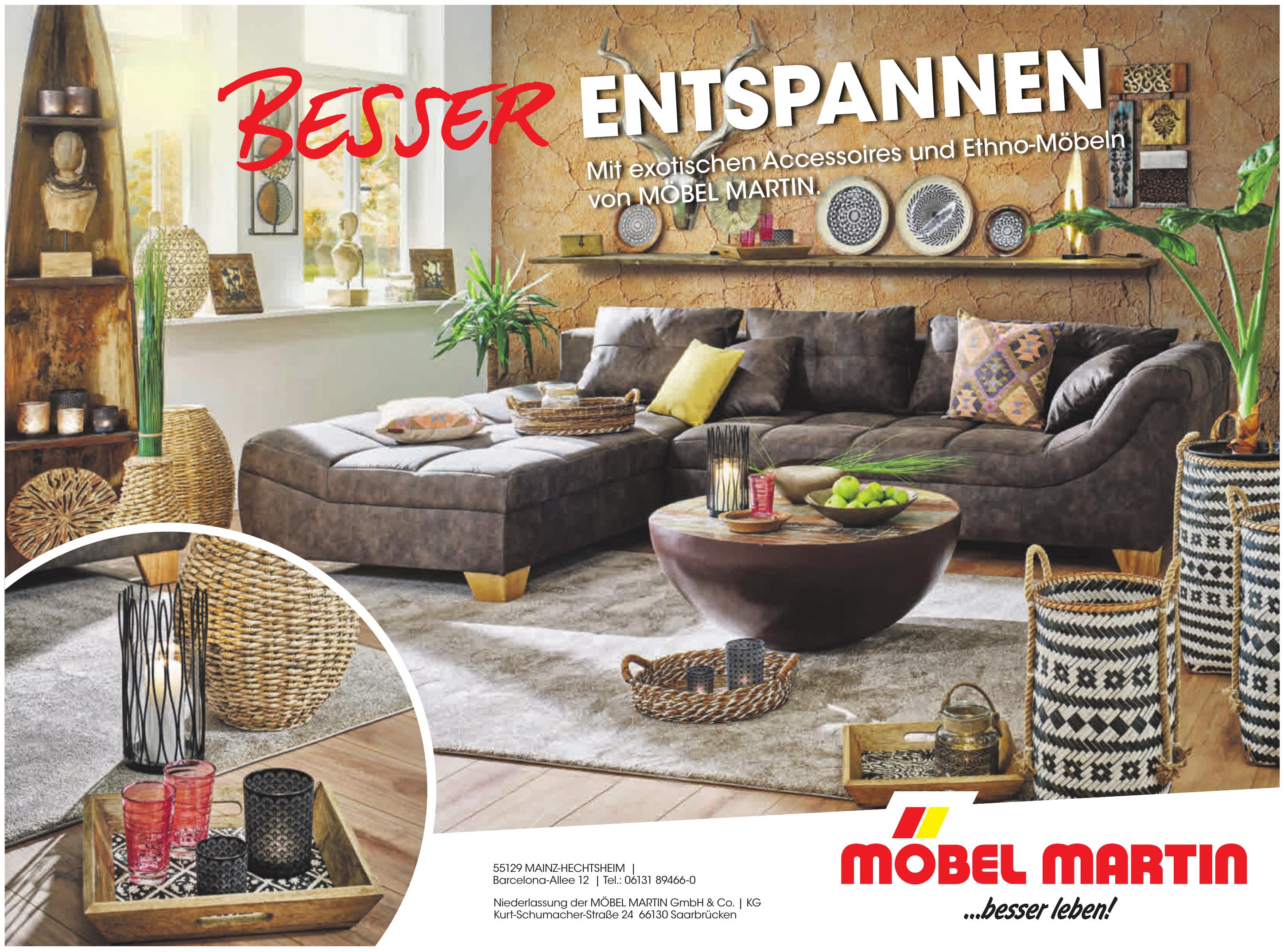 Niederlassung der MÖBEL MARTIN GmbH & Co. KG