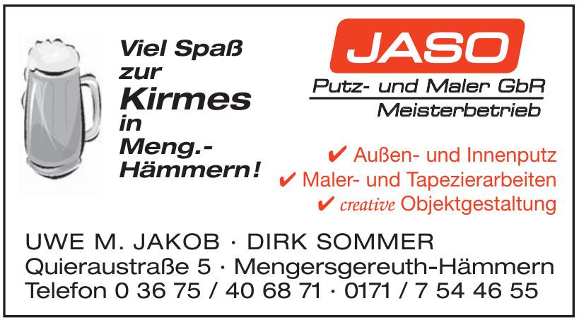 JaSo Putz- & Maler GbR