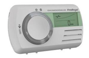 Sicherheit zu jeder Tagesund Nachtzeit, überall schnell installiert und nachgerüstet: FireAngel CO-9DE von EPS