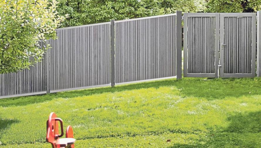 Sichtschutz Mit Charakter Bauen Und Wohnen Haus Und Garten