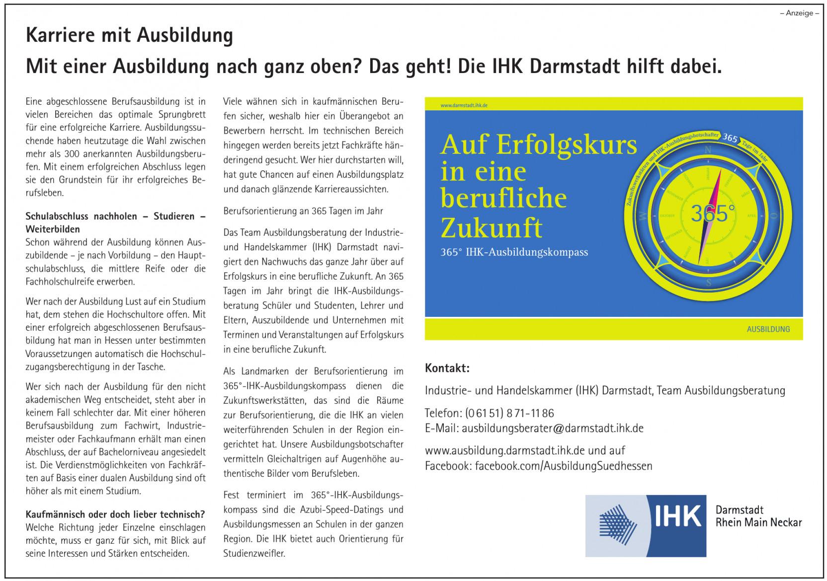 IHK Darmstadt Rhein Main Neckar