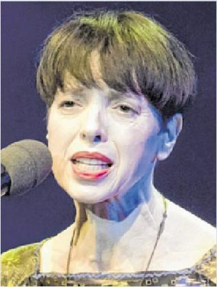 Begleitet Brönner: Sängerin Helen Schneider PA/EVENTPRESS HOENSCH
