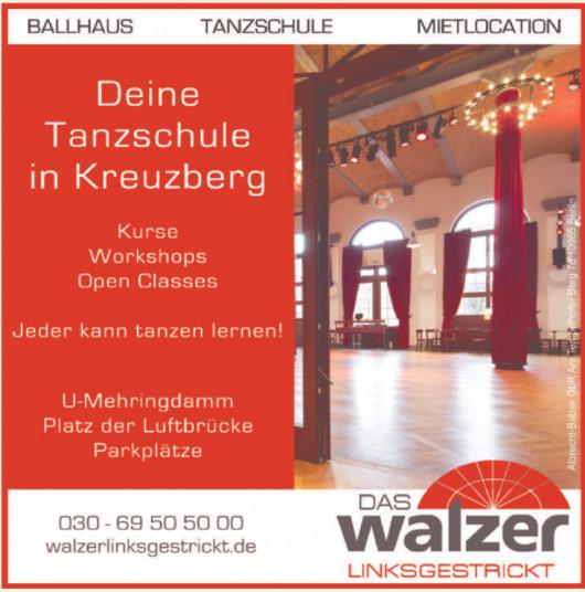 Das Walzer Linksgestrick, Albrecht Balzer GbR