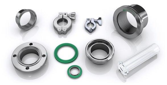 Zuverlässige Komponenten für sichere Prozesstechnik Image 1