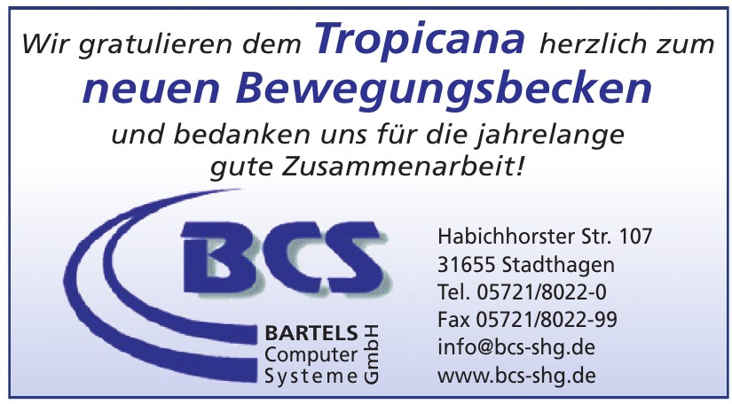 Bartels Computer Systeme GmbH