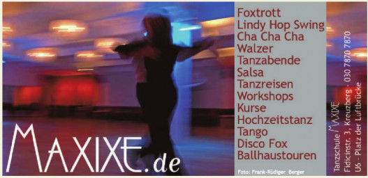Tanzschule Maxixe