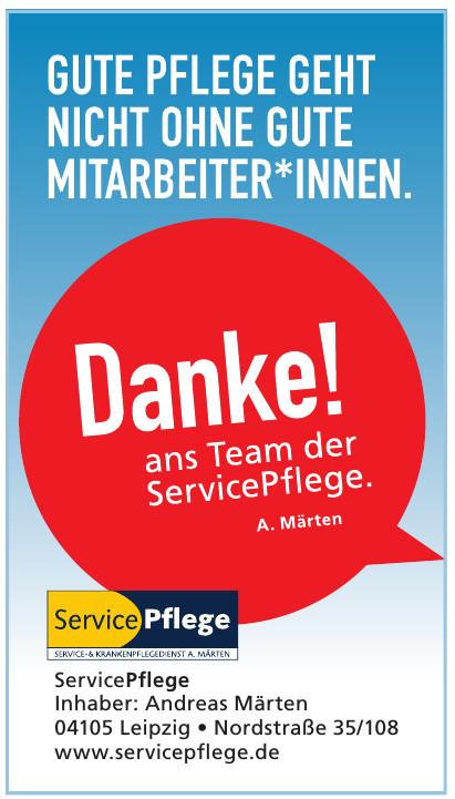 Service Pflege - Andreas Märten