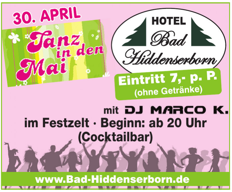 Hotel Bad Hiddenserborn