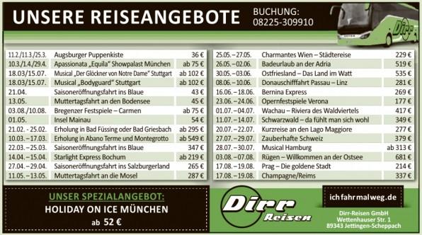 Dirr-Reisen GmbH
