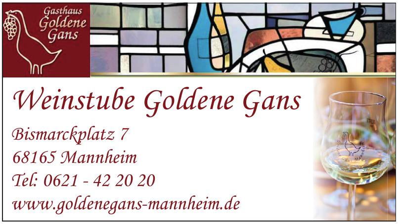 Weinstube Goldene Gans