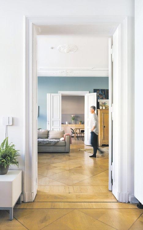 Das Smart-Home-System von Boschbietet Sicherheit und Wohnkomfort