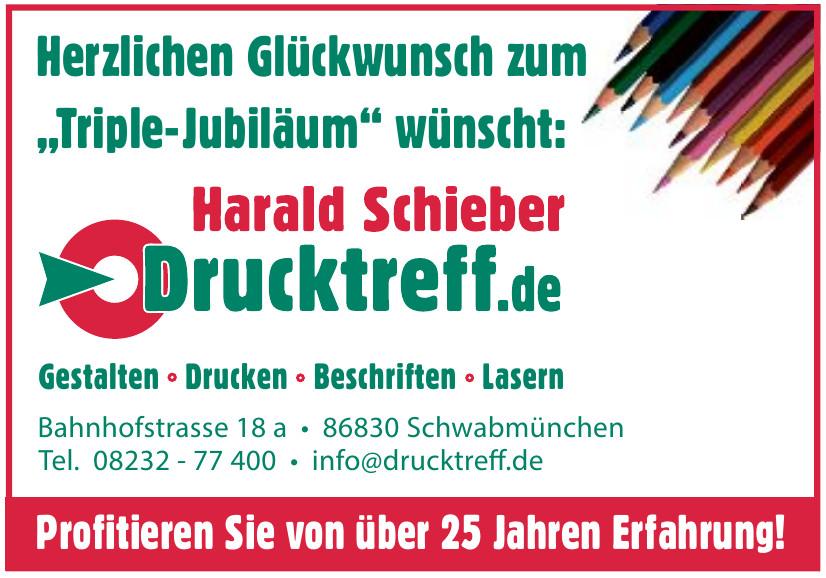 Drucktreff.de - Harald Schieber
