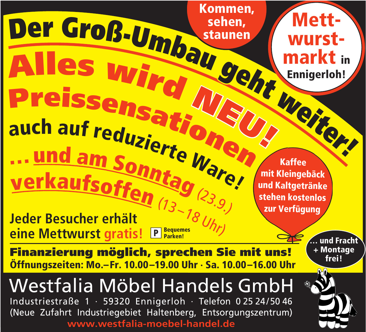 Westfalia Möbel Handels GmbH