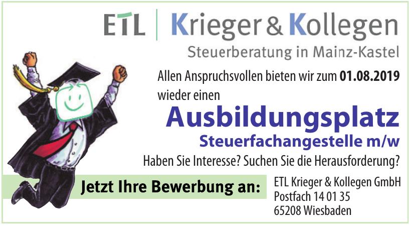 ETL Krieger & Kollegen GmbH