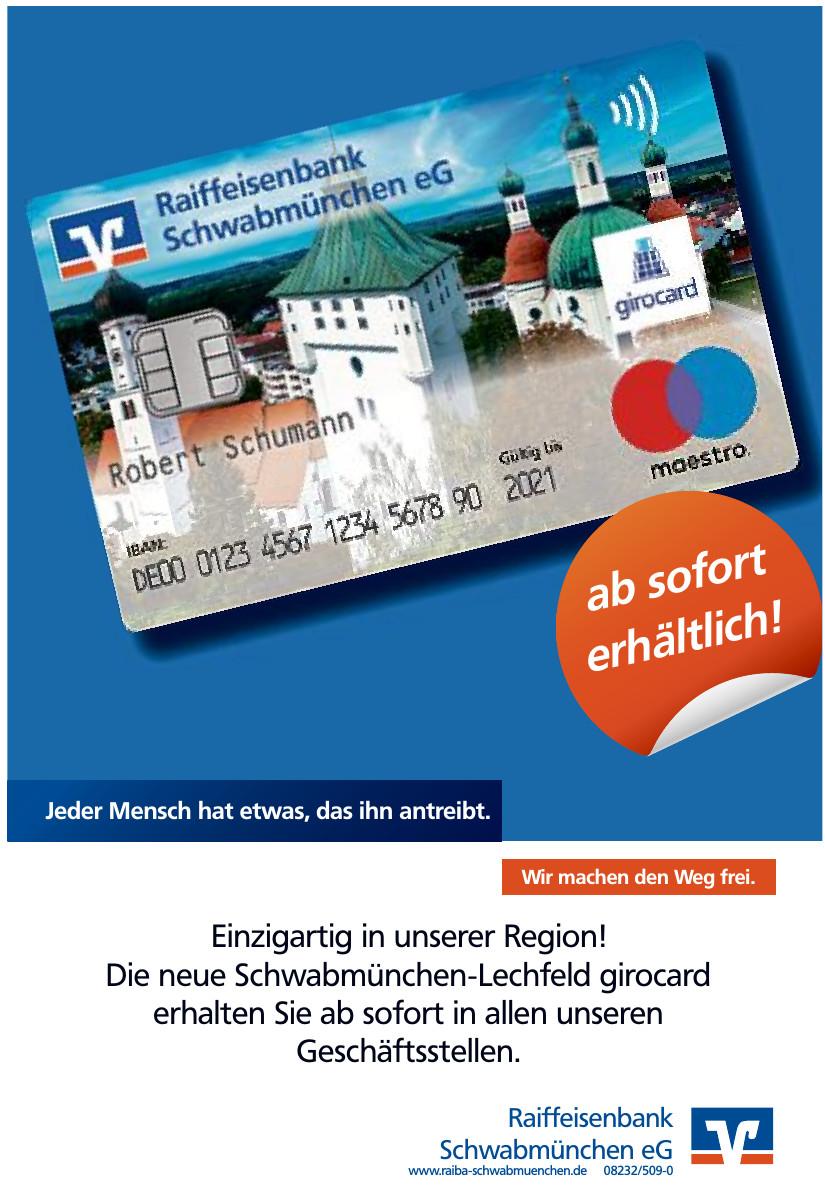 Raiffeisenbank Schwabmünchen eG