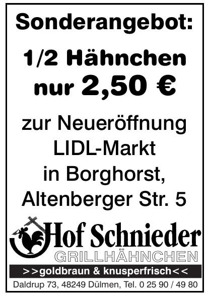 Hof Schnieder